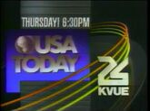 KVUE USA TODAY 88PROMO