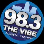 KWQW 98.3TheVibe logo