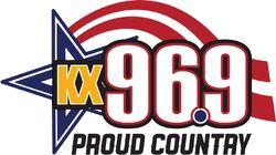 KZKX KX 96.9 logo