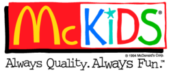 McKids Logo