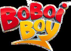 Official Logo of BoBoiBoy