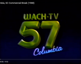 WACH-TV (1988-1996)