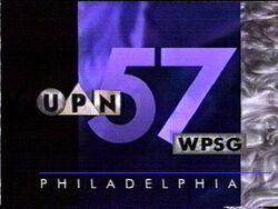 WPSG 1995-1997 logo