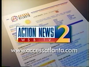 WSB-TV 1999 Website Promo