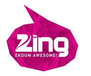 Zing Logo Tagline