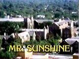 Mr. Sunshine (1986)
