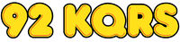 92 KQRS logo