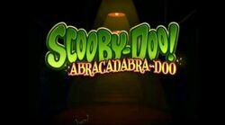 Abracadabra-Doo Title Card