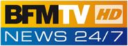BFMTV HD logo