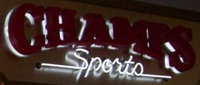 Champs Sports old logo