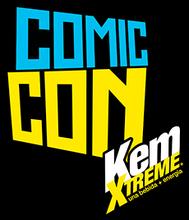 Comic Con Kem Xtreme (Negro)