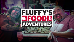 Fluffy's Food Adventures