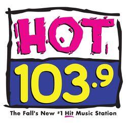 KQXC-FM Hot 103.9
