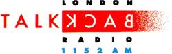 London Talkback Radio 1989
