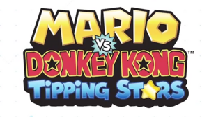 Mario vs. Donkey Kong- Tipping Stars