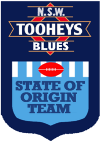 NSW Blues logo 1991-0