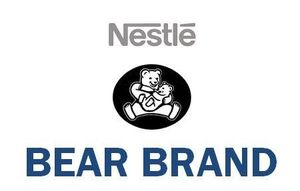 Nestle Bear Brand Logo 1994