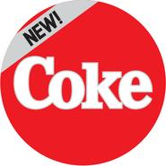 New Coke icon
