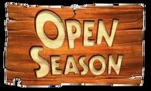 Open Season Logo (2006)