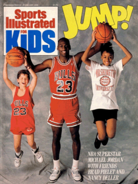 Sports Illustrated for Kids Premier Issue