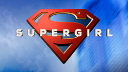 Supergirl (TV logo)
