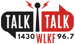 Talk AM 1430 FM 96.7 WLKF