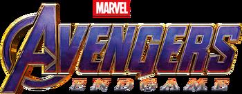 Avangers Endgame logo