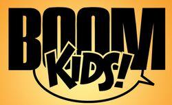 Boom! Kids logo