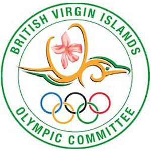 British Virgin Islands Olympic Committee logo