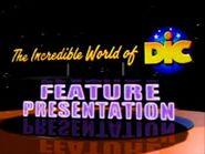 Dic feature presentation