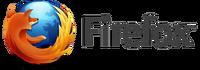Firefox logo horizontal