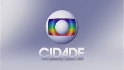 Globo cidade unused logo 2014