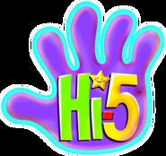 Hi-5 Indonesia logo