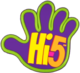 Hi 5 Logo 2006-08