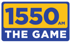 KGMZ AM 1550 The Game