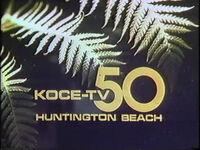 KOCE 1970s