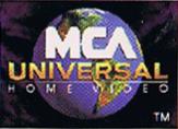 MCA Universal Home Video Print Logo
