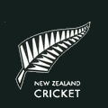 NZ Cricket 1990 logo