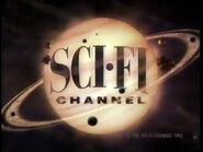Sci Fi Channel ID 1992
