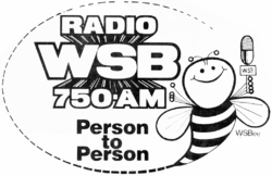 WSB AM Atlanta 1976