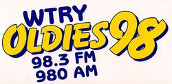 WTRY 98.3 FM 980 AM Oldies 98