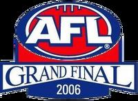 2006 AFL Grand Final Logo