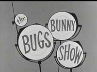 Bugs Bunny Show bw