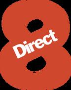 Direct 8 2001 logo