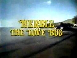 Herbie the love bug-show