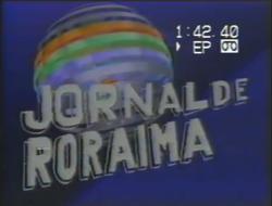 Jornal de Roraima - 1990s