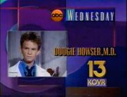 KOVR 13 America's Watching ABC 1990