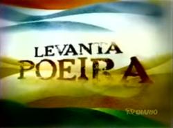 Levanta Poeira - 2010