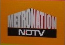 NDTV MetroNation logo