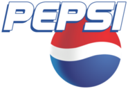 Pepsi Logo 1998 Plain
